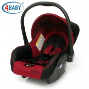 Автокресло 4Baby Colby dark red