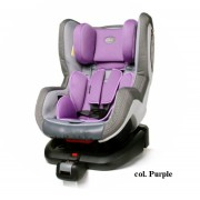 Автокресло 4Baby Neo-Fix Purple