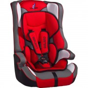 Автокресло Caretero Vivo red
