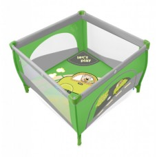 Манеж Baby Design Play Up green