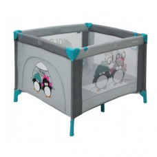 Манеж Bertoni Play Station Gray&Green Igloo