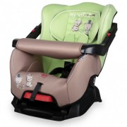 Автокресло Bertoni Bumper beige green bears swing