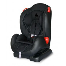 Автокресло Bertoni F1 black leather