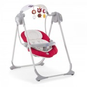 Кресло-качалка Chicco Polly Swing Up Paprika