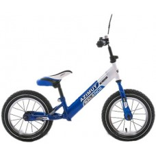 Беговел Azimut Balance Bike Air 14 сине-белый