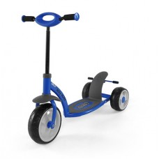 Самокат Milly Mally Scooter Active (sporty) синий
