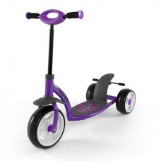 Самокат Milly Mally Scooter Active (sporty) фиолетовый