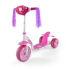 Самокат Milly Mally Scooter Active (sporty) розовый