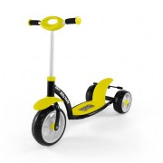 Самокат Milly Mally Scooter Active (sporty) желтый