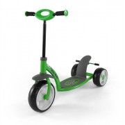 Самокат Milly Mally Scooter Active (sporty) зеленый