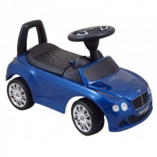 Машинка-каталка Alexis-Babymix Z-326P Bentley Blue