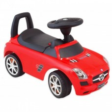 Машинка-каталка Alexis-Babymix Z-332 Mercedes red